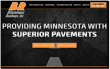 Bituminous Roadways Website